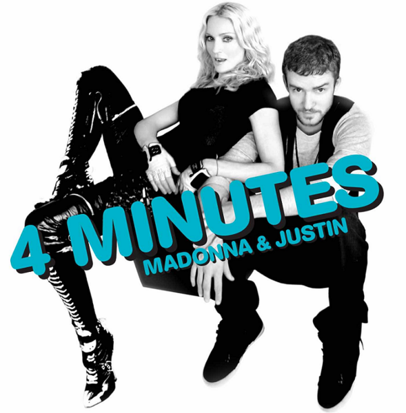 madonna and justin timberlake photo from the new album hard candy