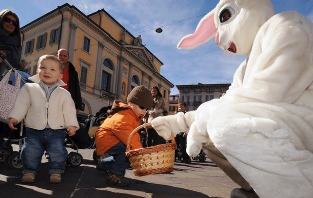 easter lugano switzerland