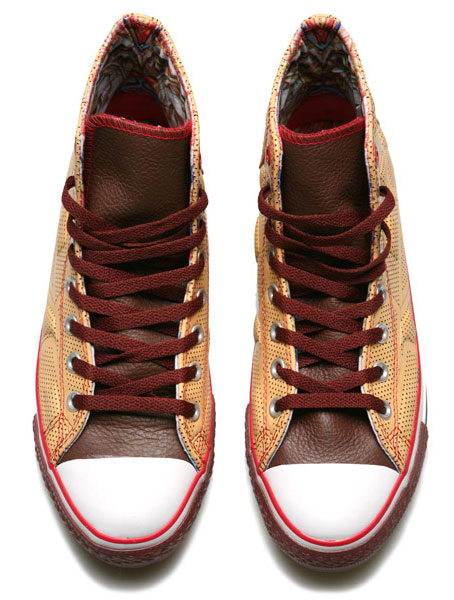 wounded Converse All stars by Doctor Romanelli
