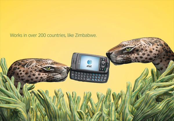 AT&T Wireless International Roaming Zimbabwe
