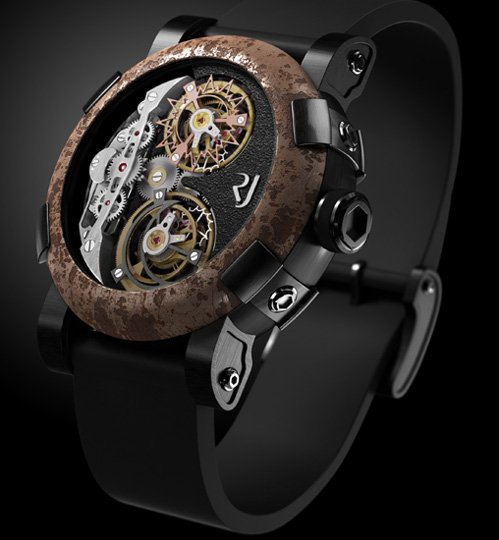Наручные часы  Romain Jerome Day & Night Biturbillion