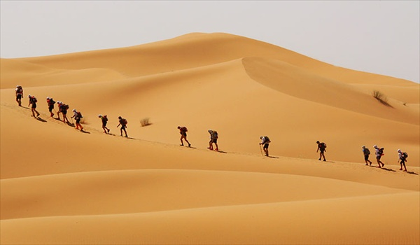 Marathon des Sables (Marathon of the Sands)