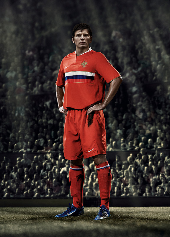 nike presents new russian national team soccer uniform