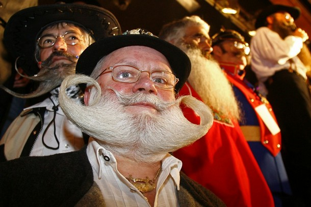 International German Beard Championships in Eging am See