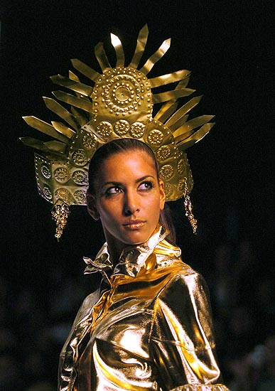 creation by Mexican designer Jose Luis Gonzalez,