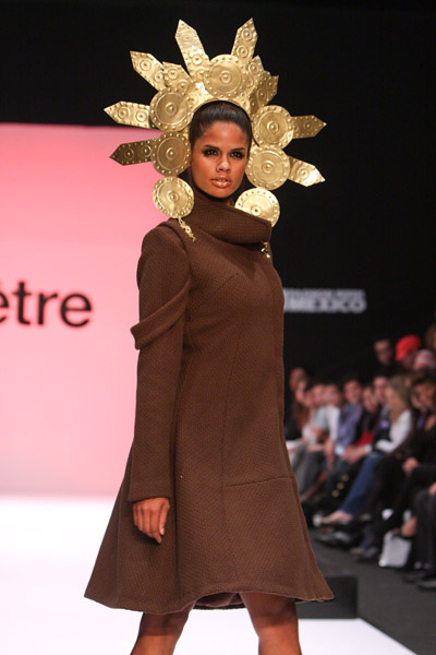Fashion Week Mexico Autumn/Winter 2008 - Etre por Jose Luis Gonzalez
