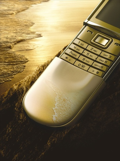 nokia sirocco gold edition