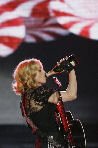 Madonna - Concert to celebrate the launch of her new album Hard Candy