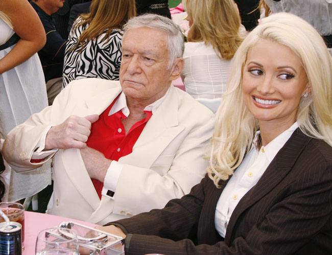 hugh hefner holly madison хью хефнер и холли мэдисон