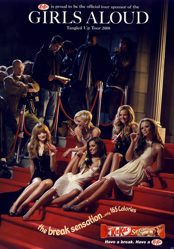 girls aloud tour promo