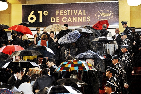 cannes film festival 61th