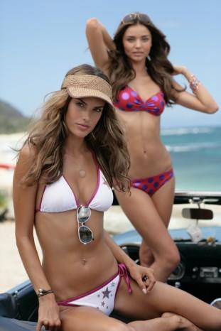 the shot promo photos with alessandra ambrosio and miranda kerr