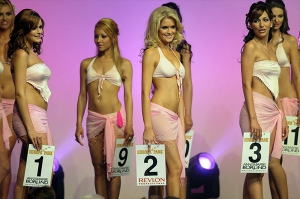 miss euro 2008 beauty contest