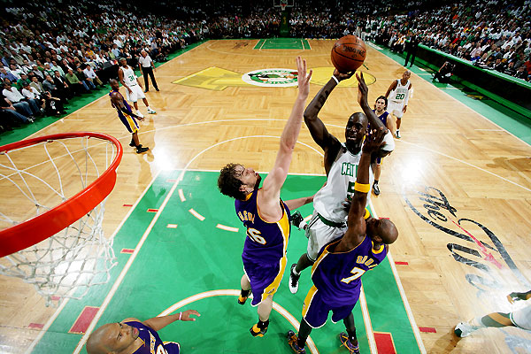 Boston Celtics vs. Los Angeles Lakers - 98:88 - 2008 NBA Finals