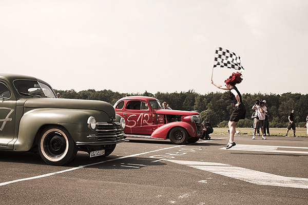 Hot Rod und Kustom Kar Meeting