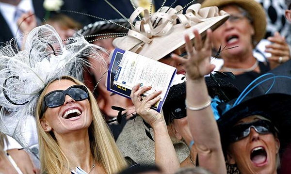 Royal Ascot 2008, Berkshire