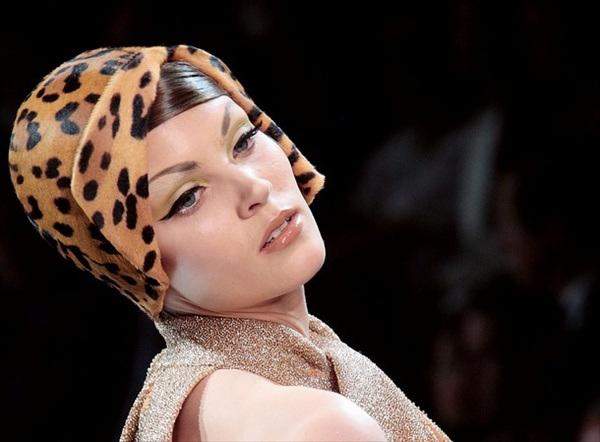 john galliano collection for christian dior at paris fashion week haute couture