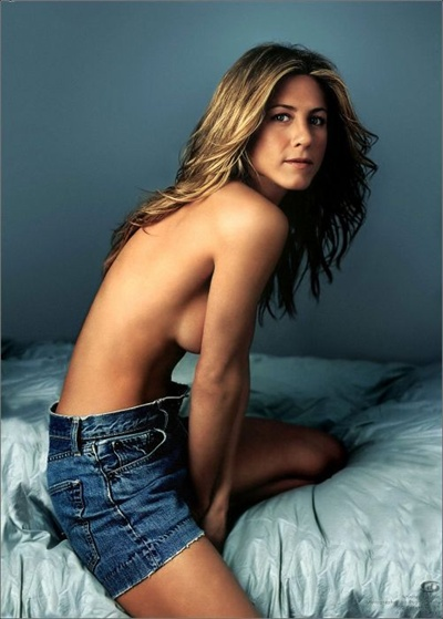 Jennifer Aniston Top 10 Best Breasts of Hollywood