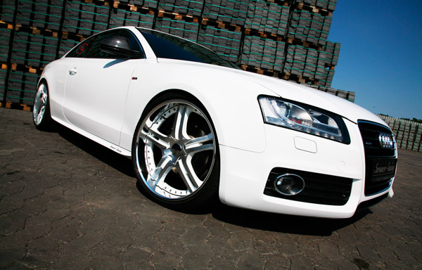 Senner Tuning Audi A5 Coupe 3.0 TDI
