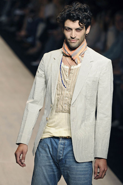 Paul Smith fashion collection spring/summer 2009