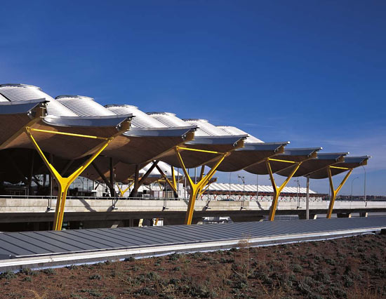 madrid barajas airport, spain