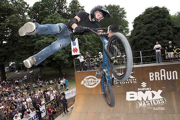 BMX Masters 2008, Cologne