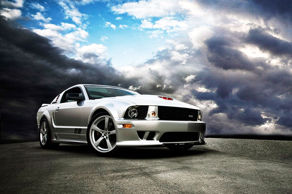 SMS Ford Mustang 25th Anniversary Concept