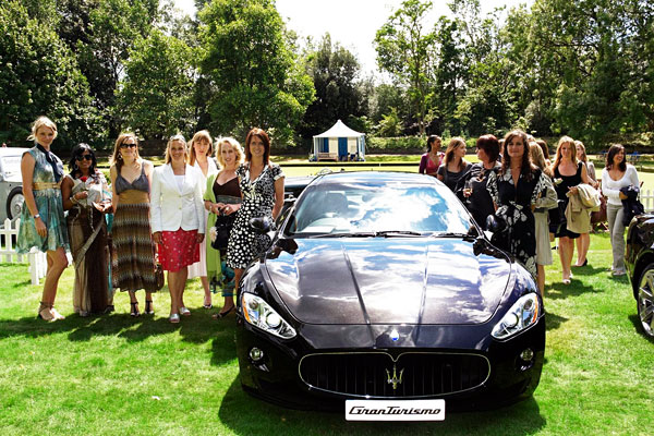 Maserati Ladies Meet