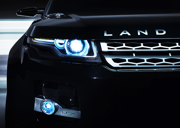 Land Rover LRX Coupe