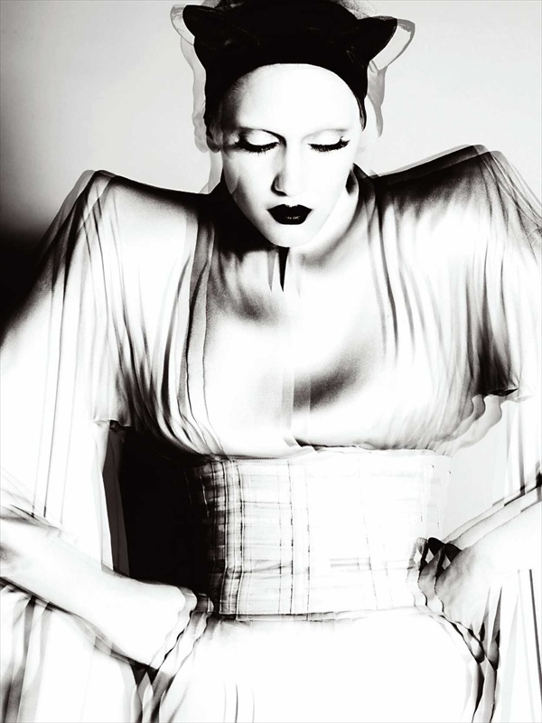 Gwen Stefani by Mert Alas and Marcus Piggott