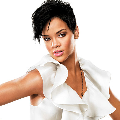 Rihanna Instyle August 2008 Photoshoot