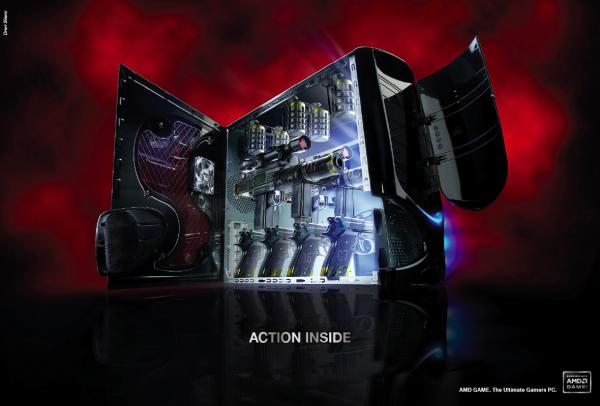 AMD Game: The Ultimate Gamers PC