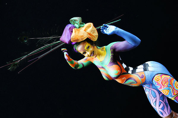 International German Bodypainting Festival