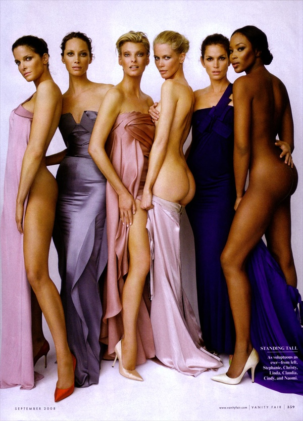 supermodels of the 90s