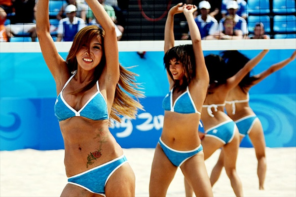 olympics_chinese_cheereleaders_volleyball_field.jpg