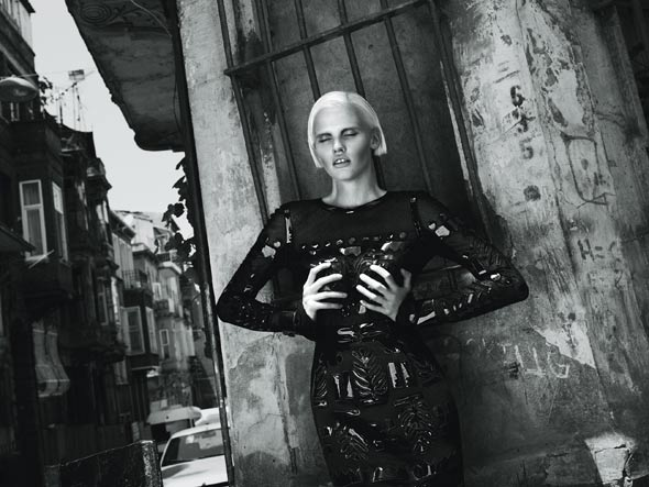 Mert Alas and Marcus Piggott, editorial Istanbul for W Magazine September 2008