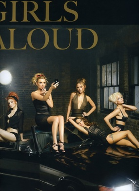 Girls Aloud - Official Calendar 2009
