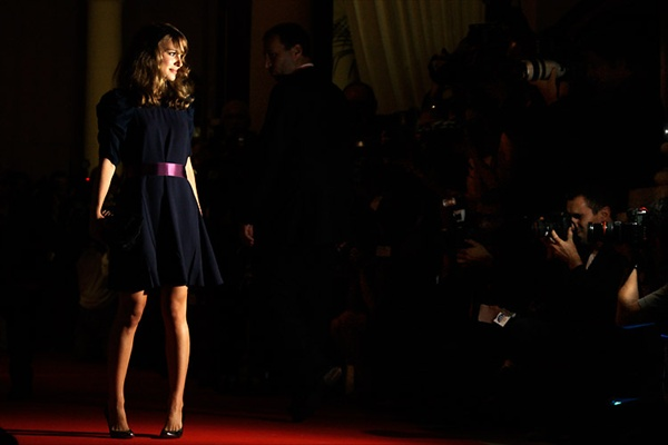 Natalie Portman, 65th Venice International Film Festival