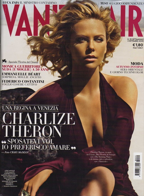 Charlize Theron - Vanity Fair