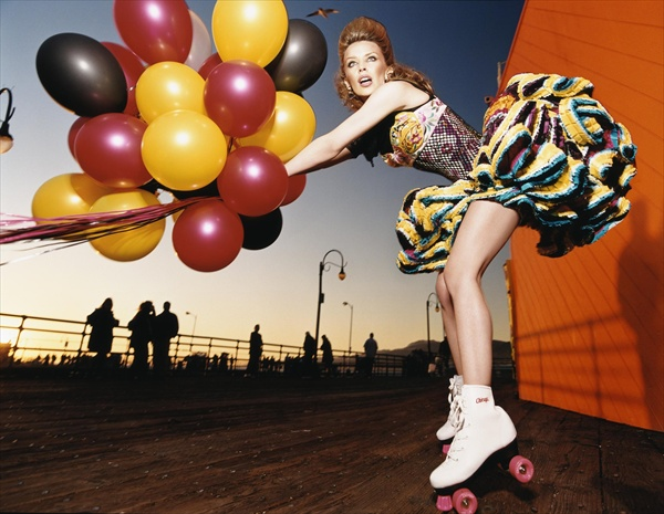 Kylie Minogue by David Lachapelle