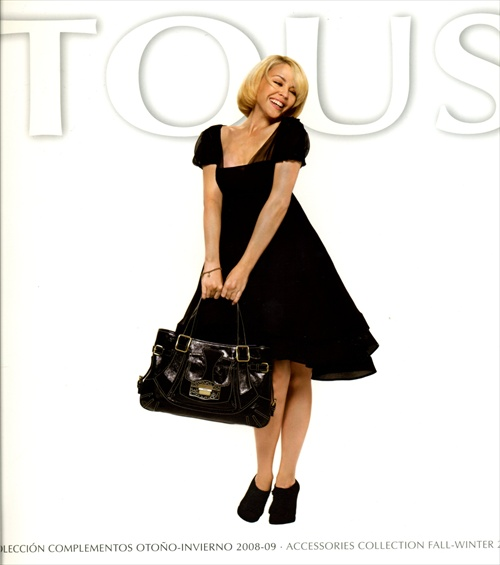 Kylie Minogue - TOUS advertising campaign
