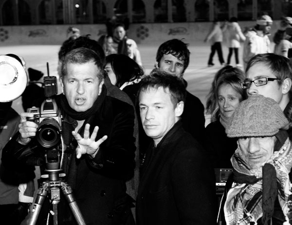 mario testino himself, photo by alexey rodin