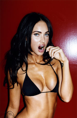Megan Fox - Bikini Photoshoot