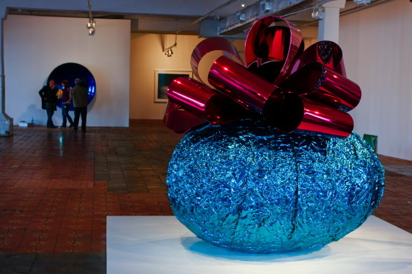 Gagosian Contemporary Art Gallery - Jeff Koons