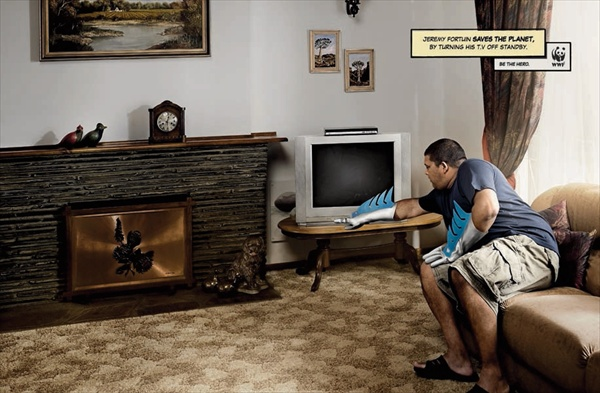 WWF Advertising Campaign