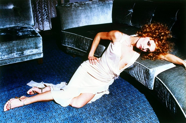 Ellen von Unwerth photographed Vanessa Paradis back in 2002