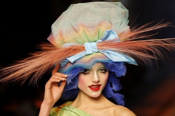 John Galliano - Paris Fashion Week