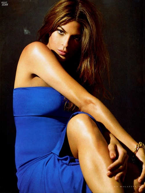 Eva Mendes - Evening Standard Magazine 3rd october 2008