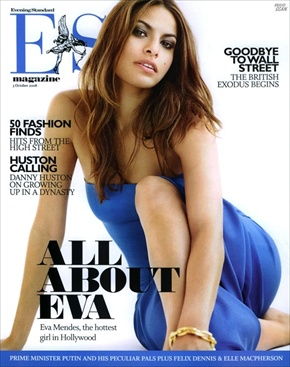Eva Mendes - All About Eva