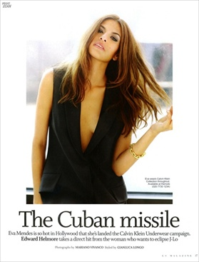 The Cuban Missile - Eva Mendes